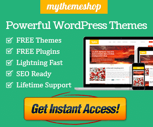 MyThemeShop premium WordPress themes