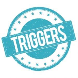 het geheim van een succesvol blog. triggers