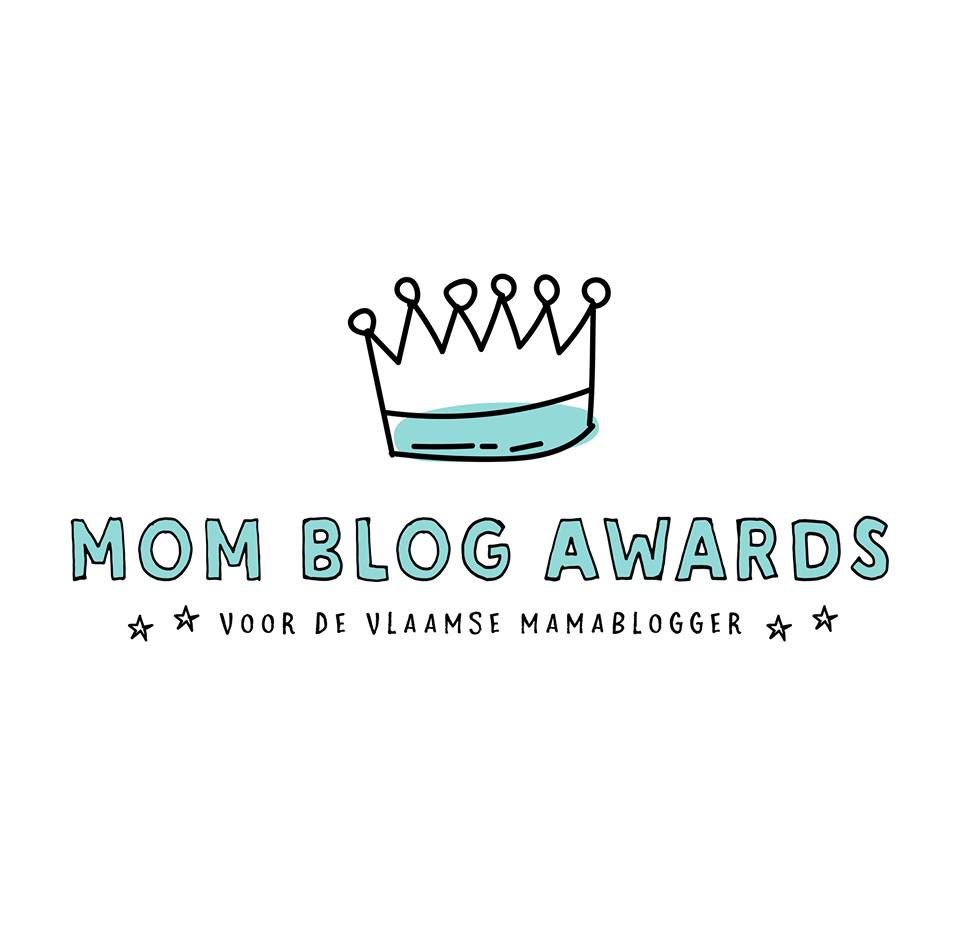Banner eerste Belgian mom blog awords