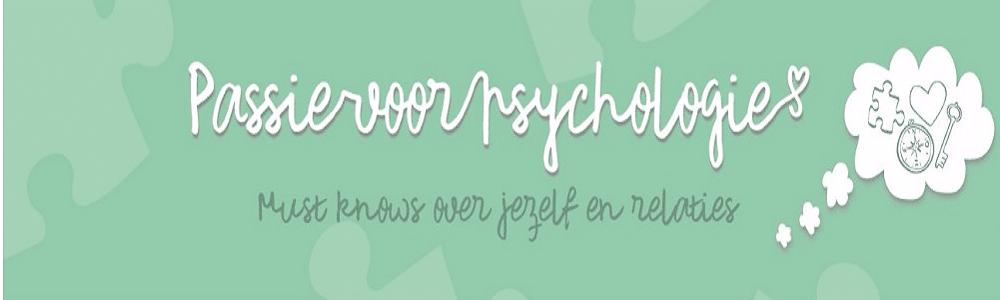 Op de blog af: Passievoorpsychologie.nl