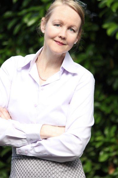 Marga van der Vet in een artikel over de goede profielfoto voor op je blog