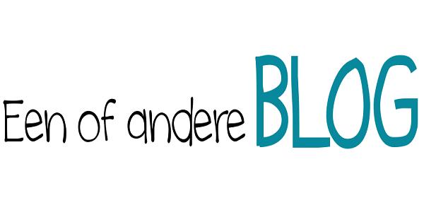 Op de blog af: Een of andere blog