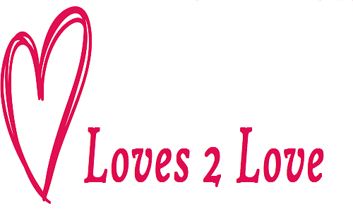 Logo Loves 2 Love