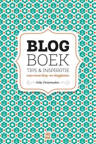 Cover Blogboek Kelly Deriemaeker
