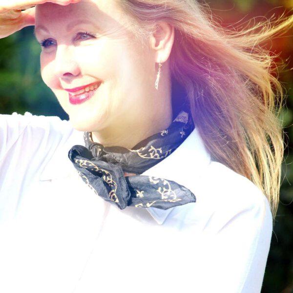 Marga van der vet over een leven zonder sociale media